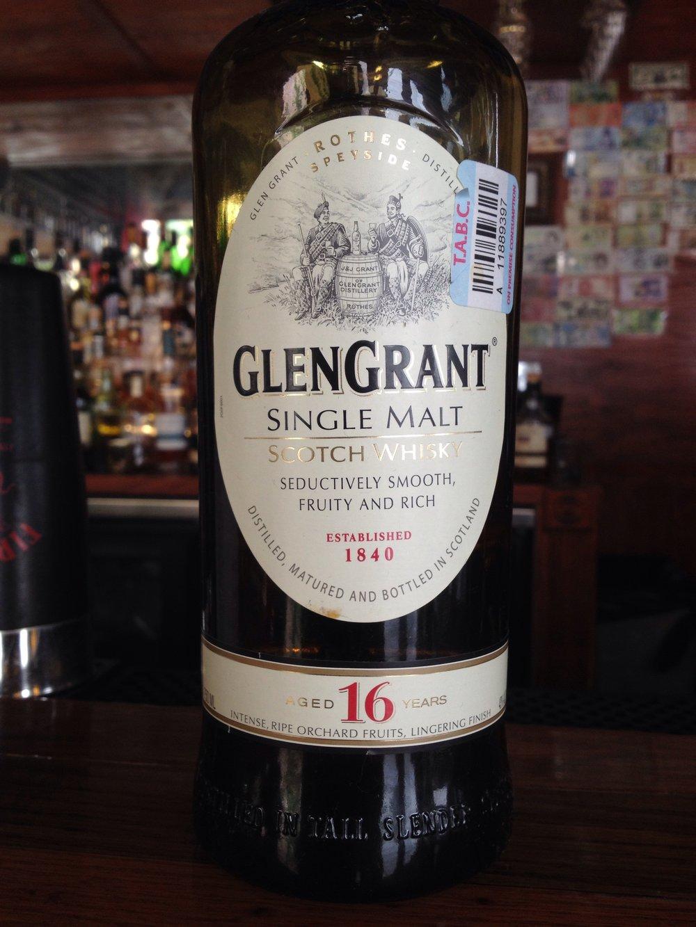 16 Year Old | 43% ABV - Distillery | Glen Grant
