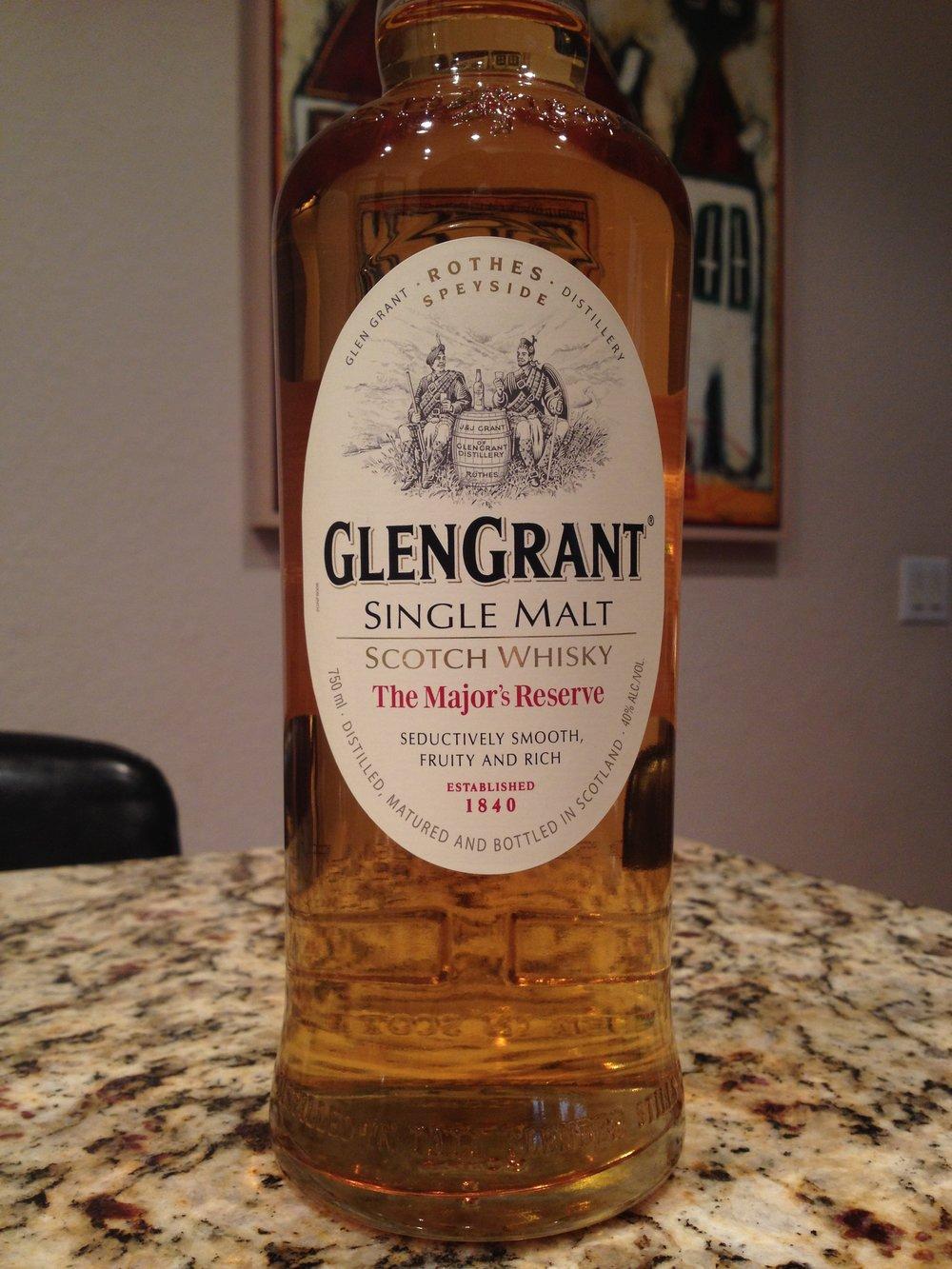 NAS | 40% ABV - Distillery | Glen Grant