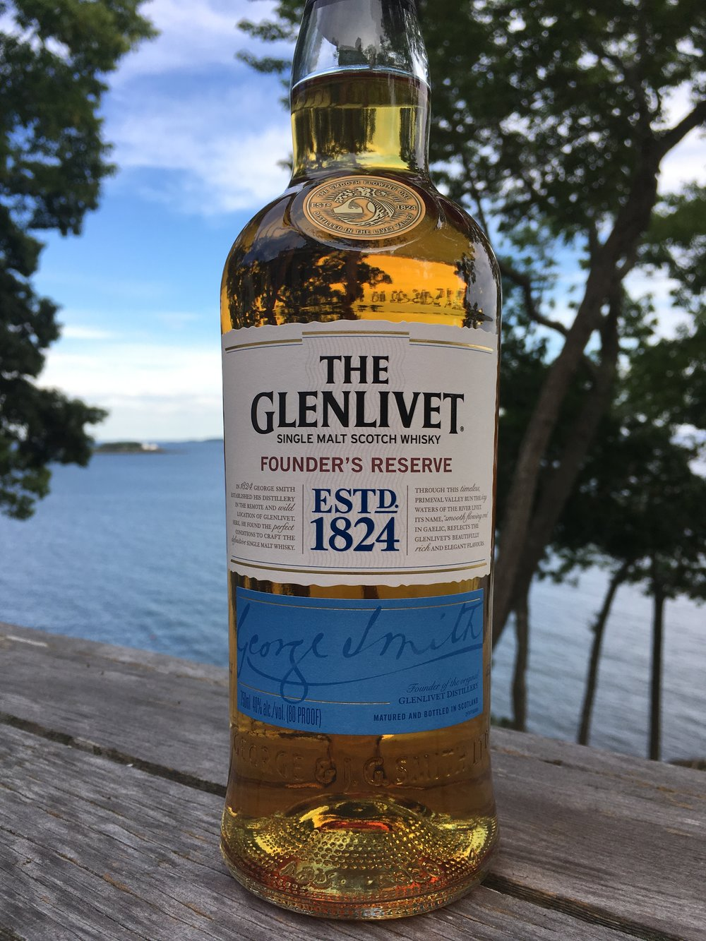 NAS | 40% ABV - Distillery | Glenlivet