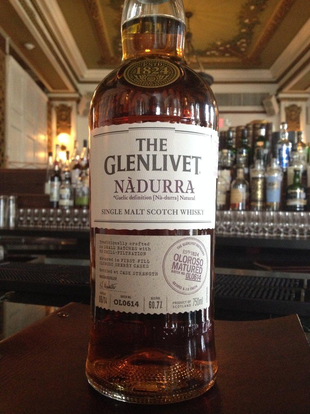 NAS | 60.7% ABV - Distillery | Glenlivet