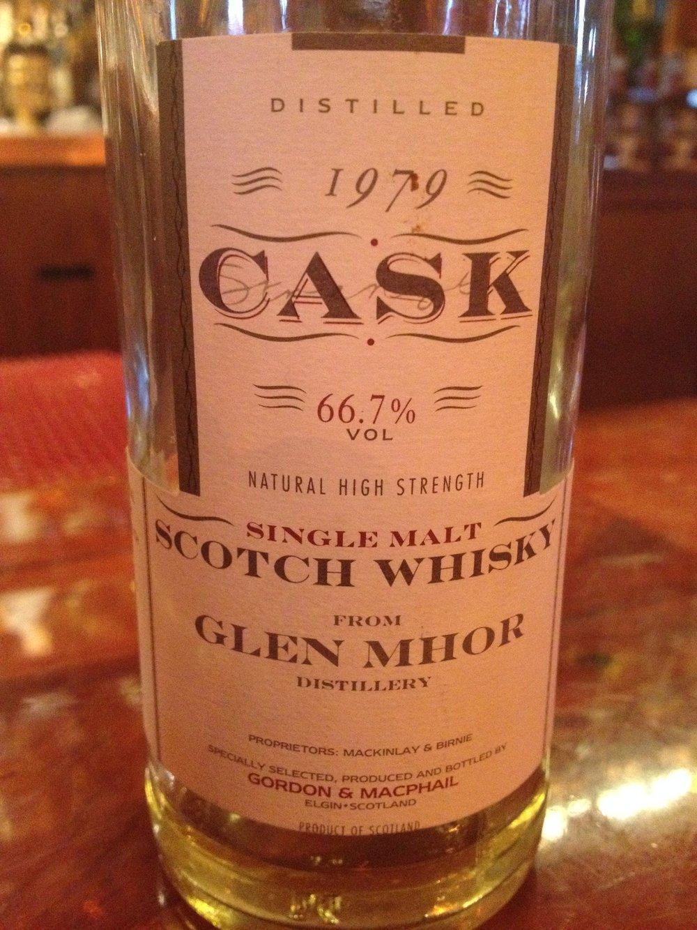 16 Year Old | 66.7% ABV - Distillery | Glen Mhor