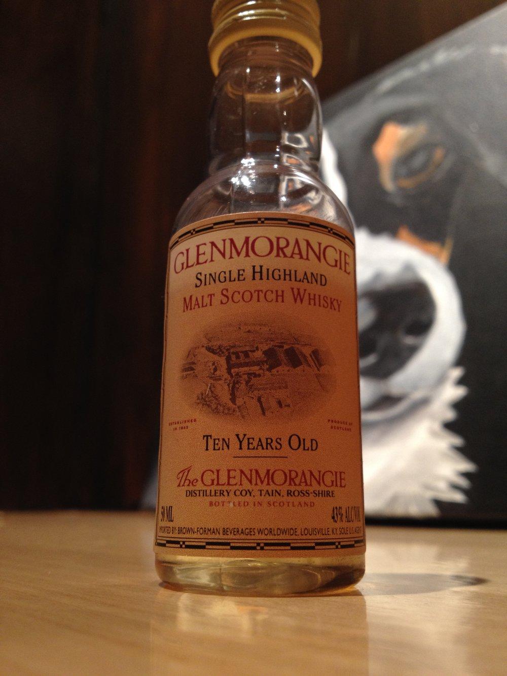 10 Year Old | 43% ABV - Distillery | Glenmorangie