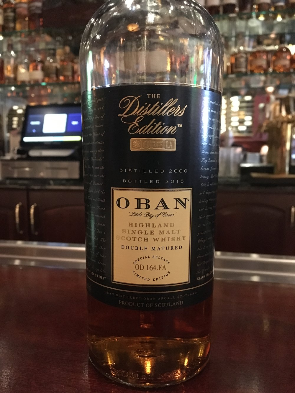 14 Year Old | 43% ABV - Distillery | Oban