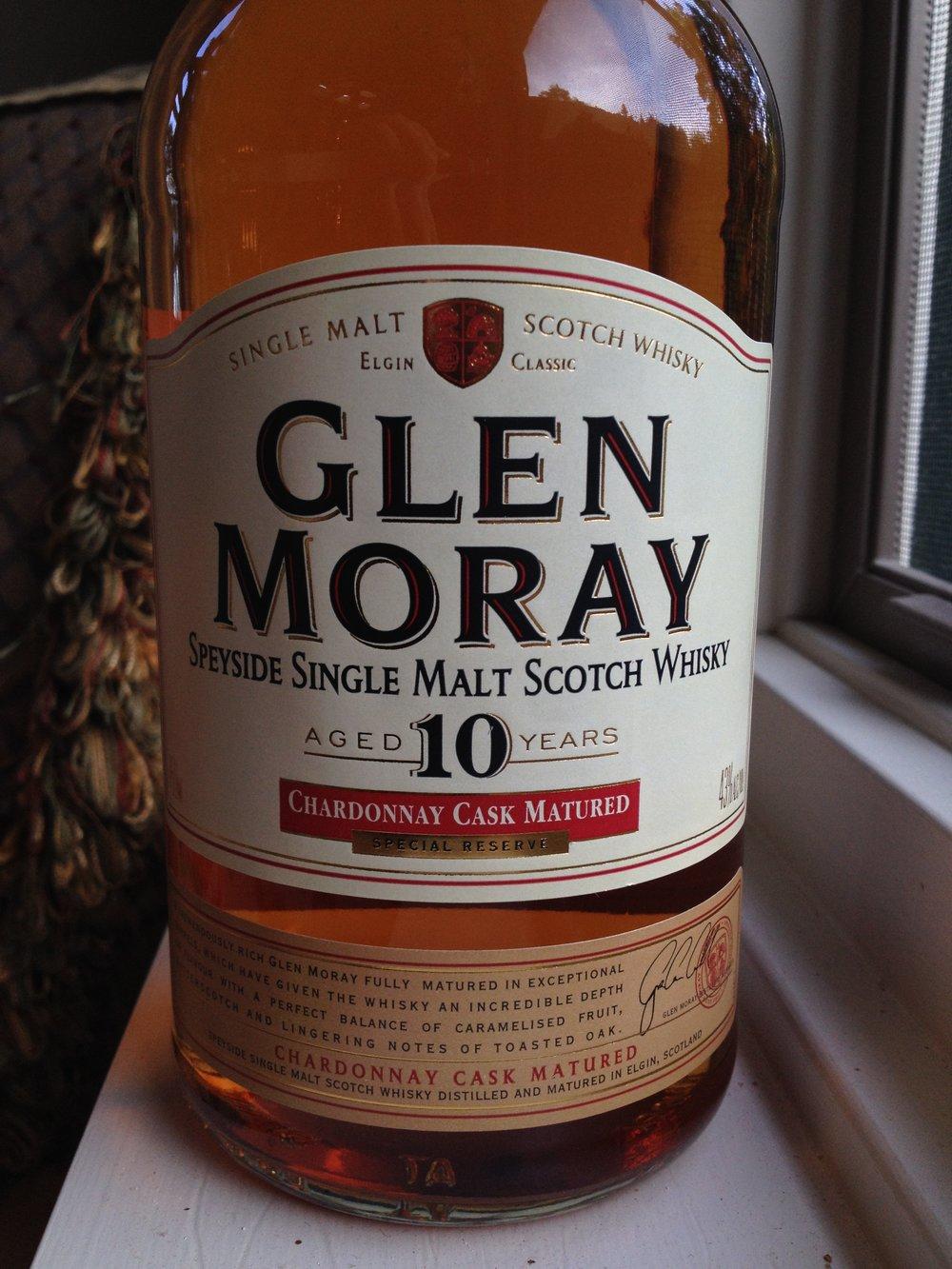 10 Year Old | 43% ABV - Distillery | Glen Moray