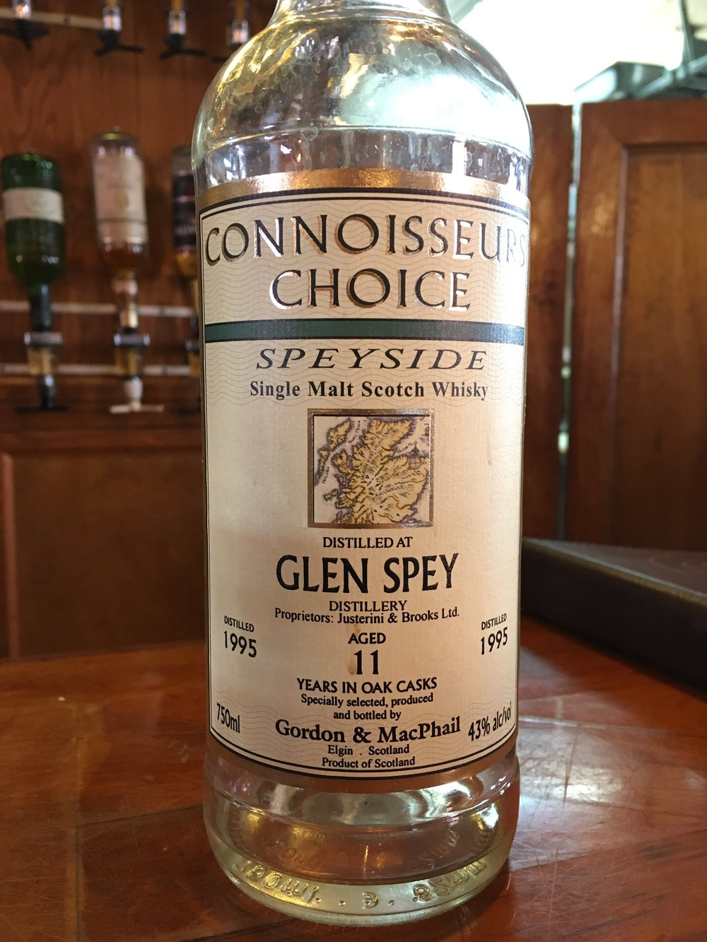 11 Year Old | 43% ABV - Distillery | Glen Spey