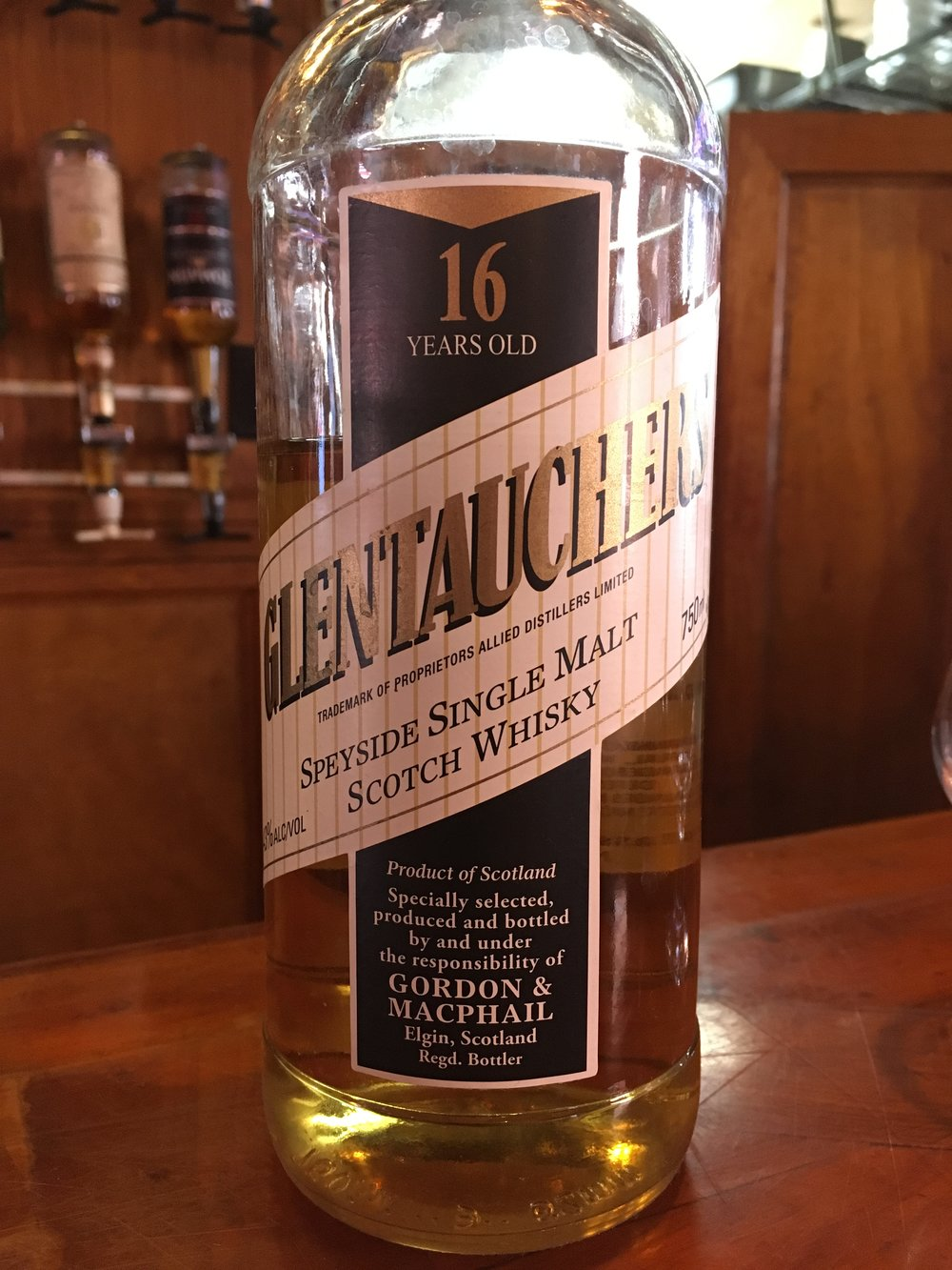 16 Year Old | 43% ABV - Distillery | Glentauchers
