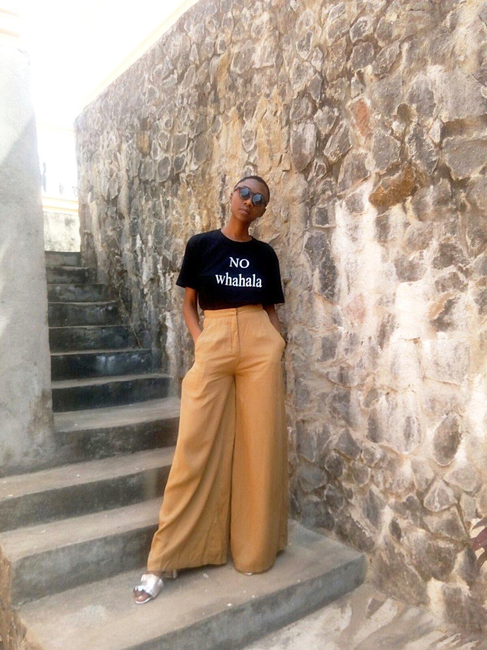 In sIERRA LEONE WE SAY.. - A West African phrase, soon turned global