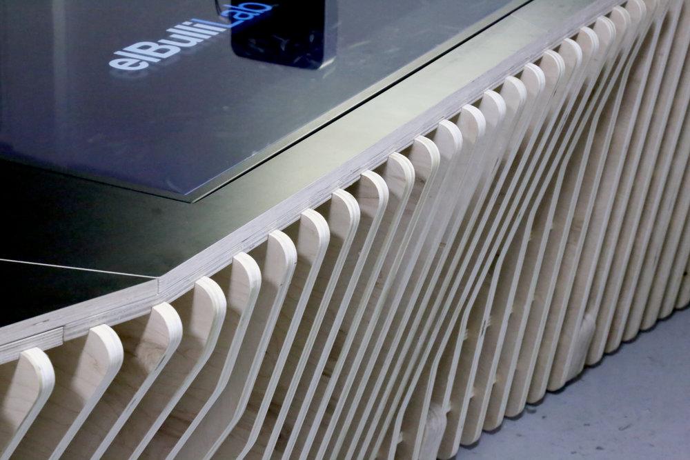 VVOXSTUDIO Fabrication NYC - El Bulli Lab