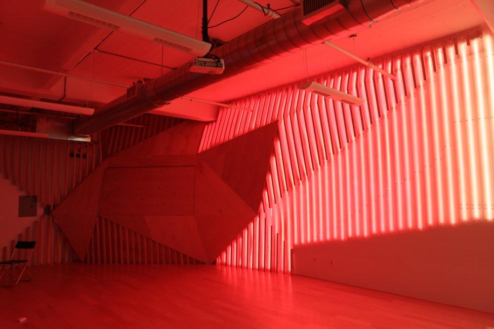 VVOXSTUDIO Fabrication NYC Digital Dumbo: Responsive Architecture