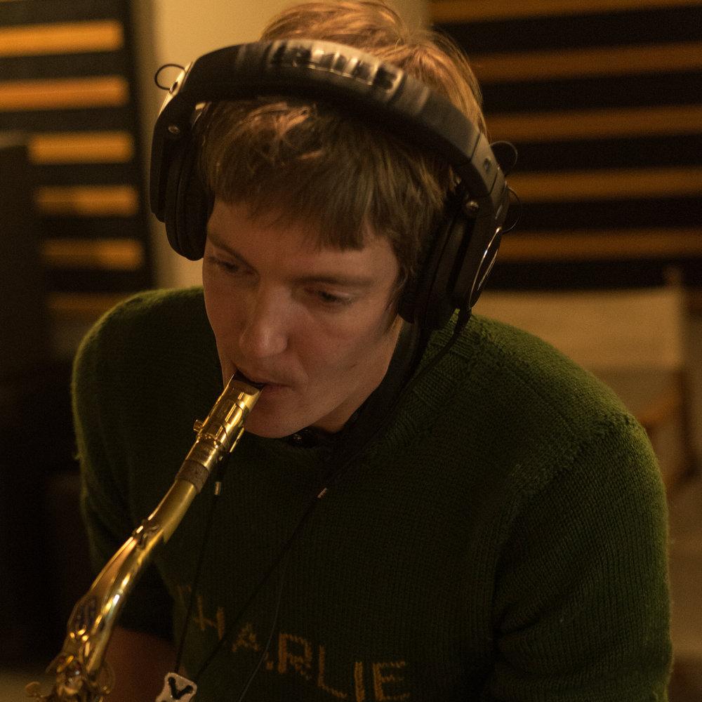 Rasmus Fribo - Keys, sax, tværfløjte, kor