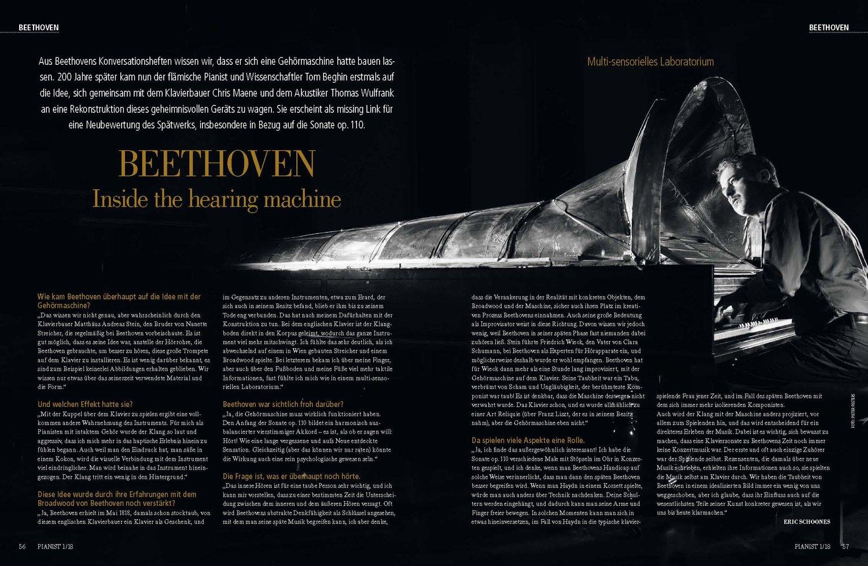 Pianist Magazin De Inside The Hearing Machine