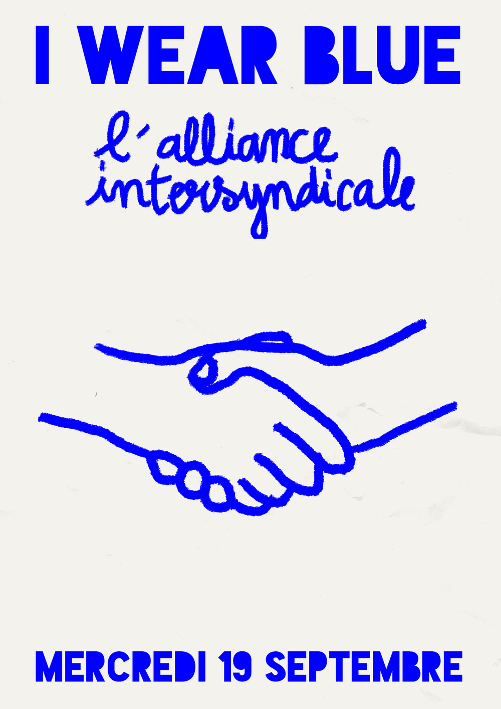 L'Alliance Intersyndicale - Afterwork: 6 - 9pmTalk with Tessa Moroder from Lotto Zero at 7pmDebate around fashion education with Casa 93 and graduates from Atelier Chardon Savard at 8pm