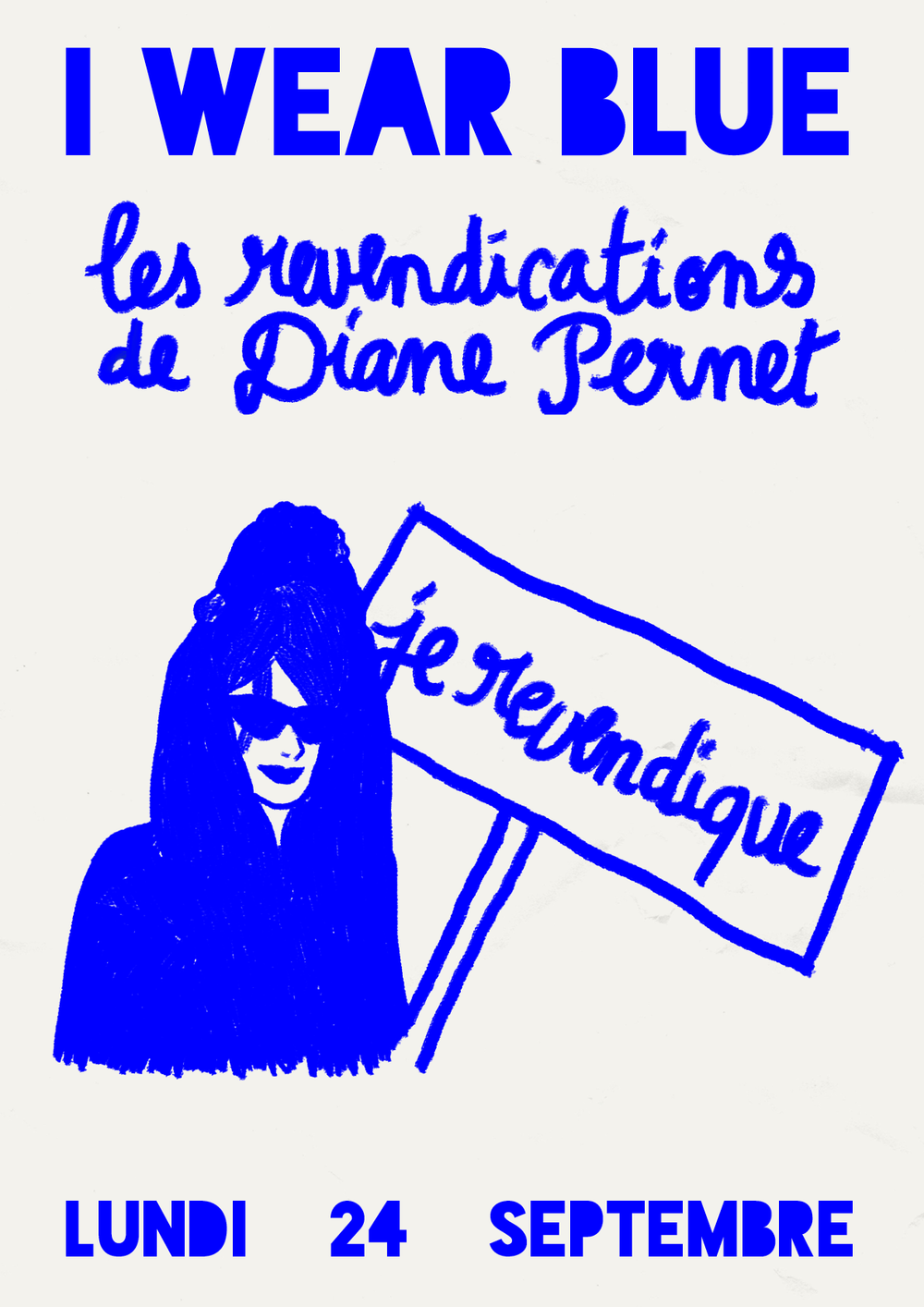Les Revendications de Diane Pernet - Les Revendications de Diane PernetAfterwork: 6 - 8 pmConference and Q&A with Diane Pernet on new technologiesCocktail party