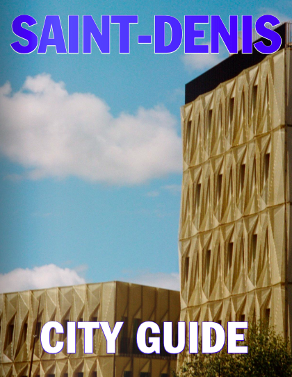 Saint-Denis City Guide - We are deeply tied to the cities where our collections are designed and produced.Our first collection was created in Saint-Denis, near Paris. We wanted to show you the city through About a Worker's eyes.This City Guide is for our supporters, who subscribed to our newsletter, if that is not your case, enter your email address below and receive the document in you inbox right now!