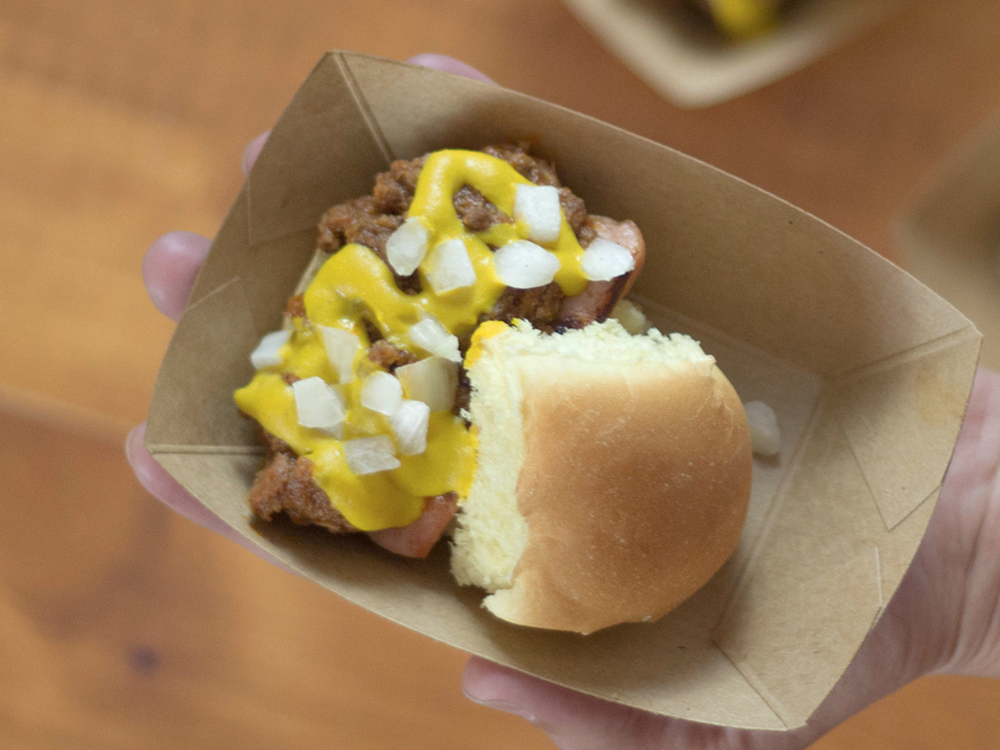 Coney Dog Slider