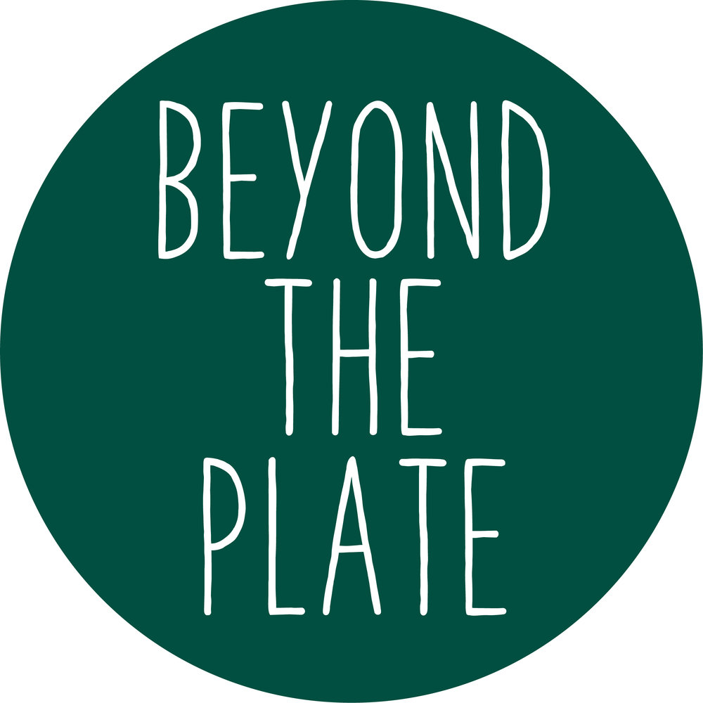 Listen toBeyond The Plate: - iTunes|Google Play|Libsyn