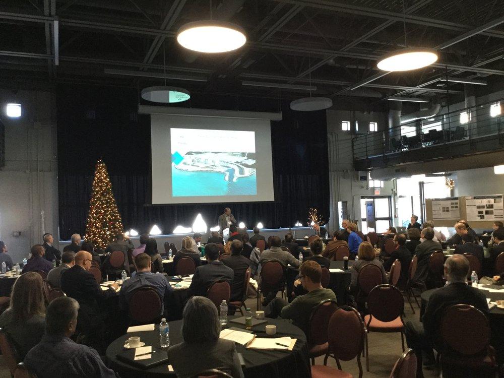 UNENE Conference 2016, Waterloo.