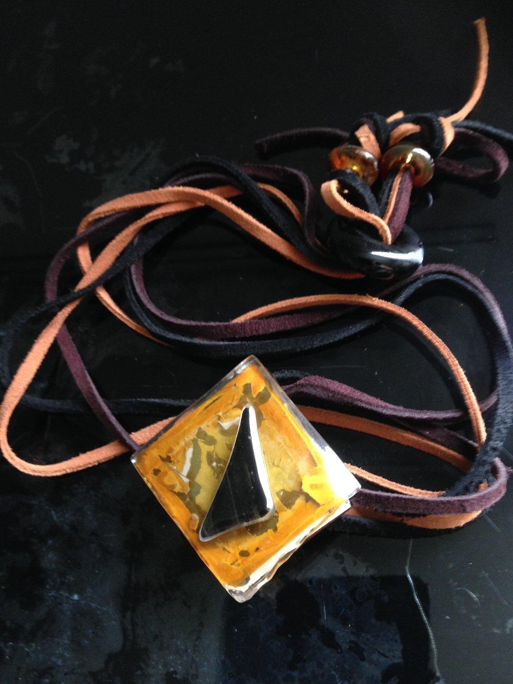 ouro retangular p R$45,00