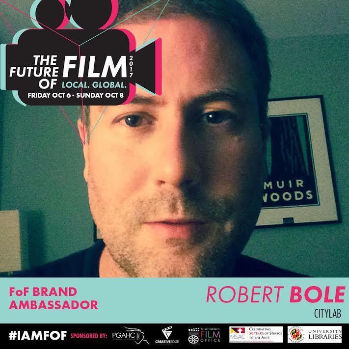 Robert Bole, GM, CityLab