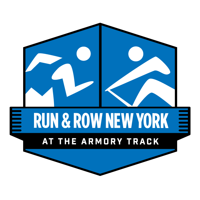 Run and Row New York at The Armory Track