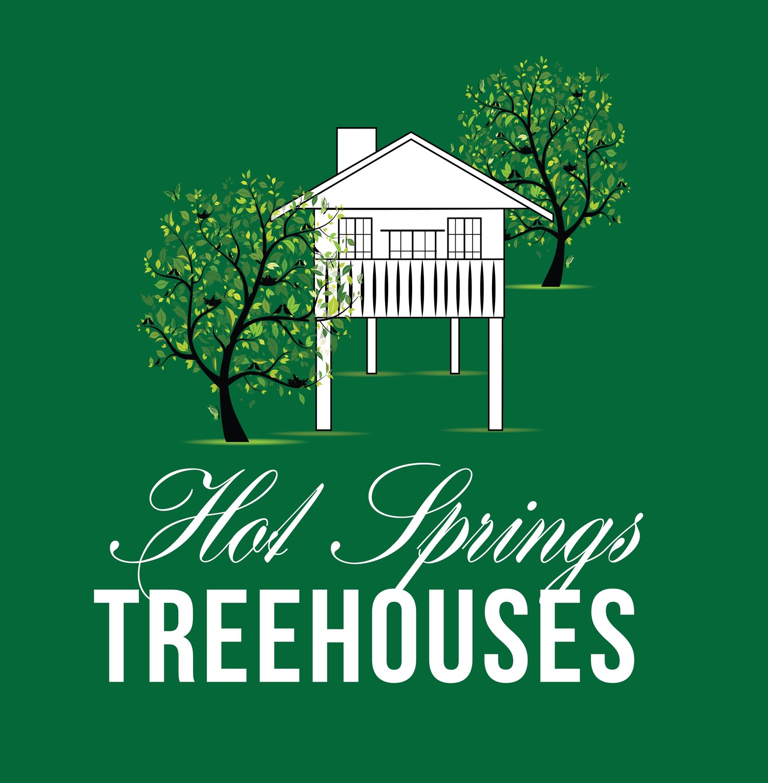 Hot Springs Treehouses