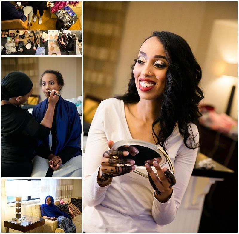 Somalian Beauty: pre-wedding preparations in style — Lisa