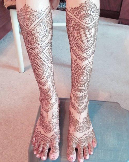 Henna Jagua Art Jasmin Pannu Art
