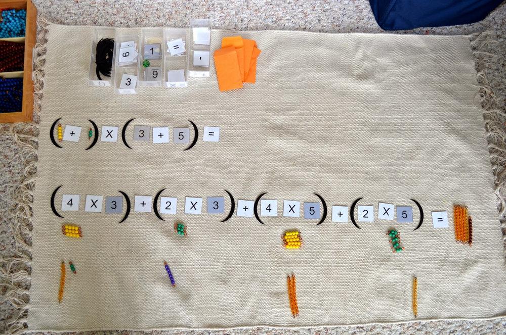 Montessori Math. Sums. Arthimetic. BEDMAS.jpg