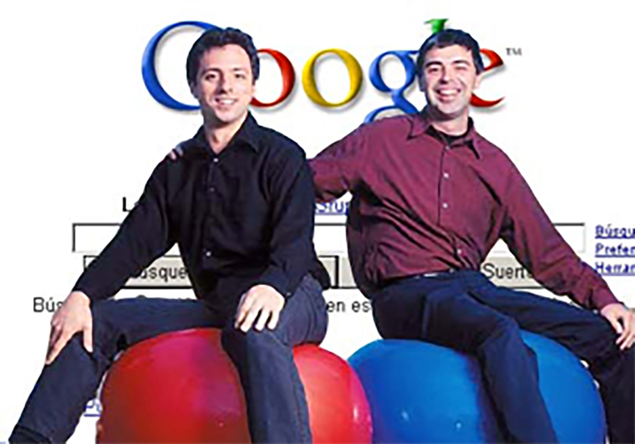 """Both Founders of Google   In a 2004 interview ABC's Barbara Walters asked Sergey and Larry about the reasons why they and Google became so successful. She was surprised that it wasn't their supportive college professor parents, but their Montessori education that was the vital key. Sergey and Larry specifically pointed to the curriculum of self-directed, [but teacher guided] learning.    """"I think it was part of that training [from Montessori education] of not following rules and orders, and being self motivated, questioning what's going on in the world and doing things a little bit differently.""""  said Page."""
