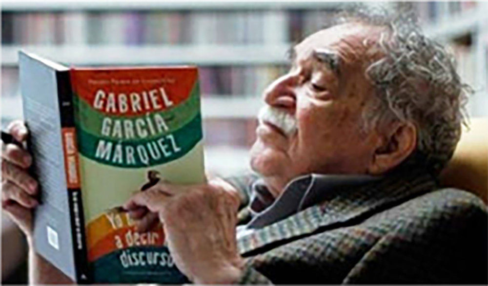 """Gabriel Garcia Marquez:  Nobel Prize Winner for Literature   Marquez said his Montessori education gave him   """"the desire to kiss literature""""  and states,  """"I do not believe there is a method better than Montessori for making children sensitive to the beauties of the world and awakening their curiosity regarding the secrets of life."""""""
