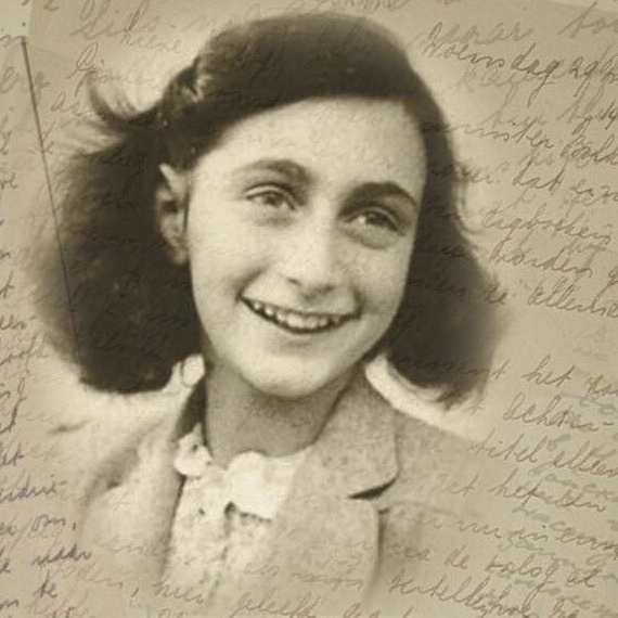 """Anne Frank:  World-Famous, German-Born WWII Diarist   In April 1934, Anne started attending a Montessori kindergarten. Anne's father,  Otto Frank,  later said about choosing a Montessori school for his daughter:   """"Anne was a demanding character. She continually asked questions... When we had visitors, it was difficult to free yourself from her, because everyone and everything interested her... It was good that Anne went to a Montessori School, where     each pupil gets a lot of individual attention    ."""""""