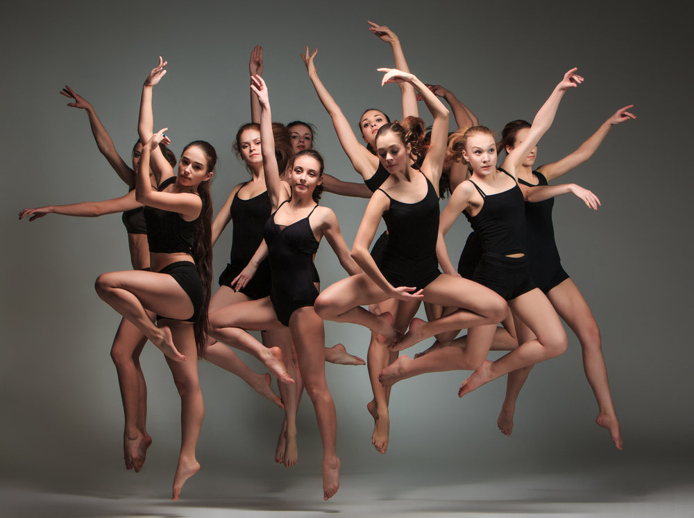 Gifted Pre-Professional Dancers and Athletes -