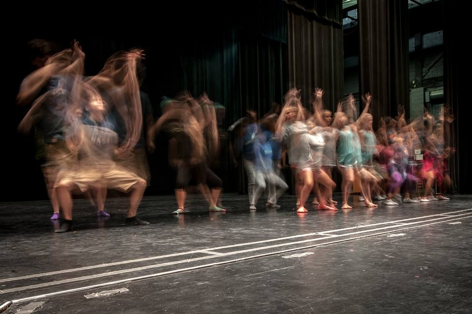 RESIDENCIES - Summer programs and in-school residencies. Guest choreographer and teacher.