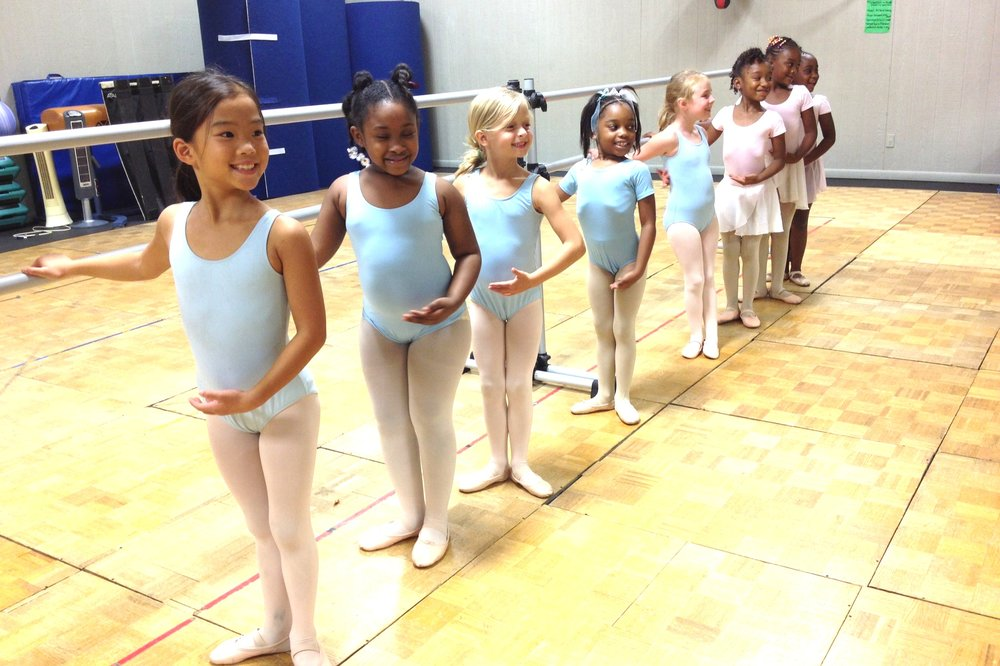 CLASSES - Private and group instruction in ballet, jazz, and modern dance.