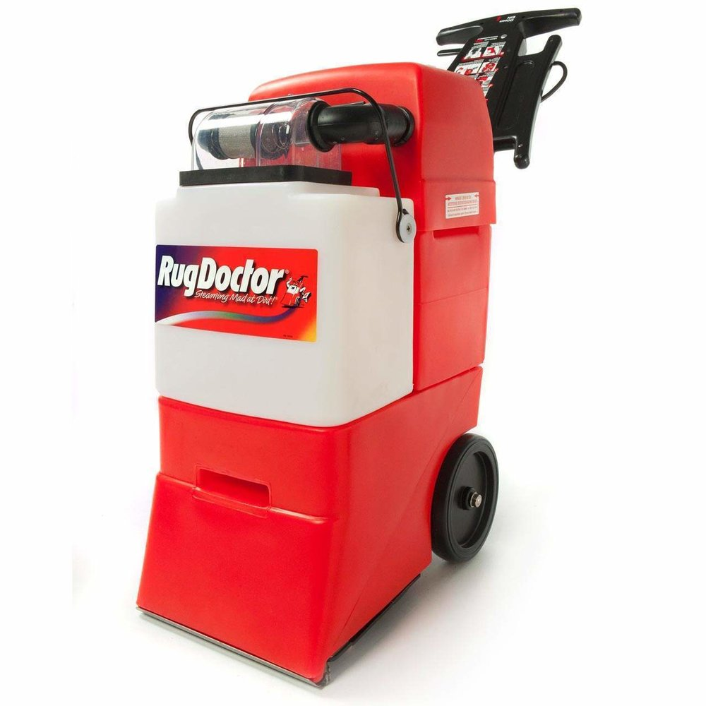 All four stores have Rug Doctor carpet shampooers for rent, along with Rug Doctor cleaning solutions and upholstery attachments.