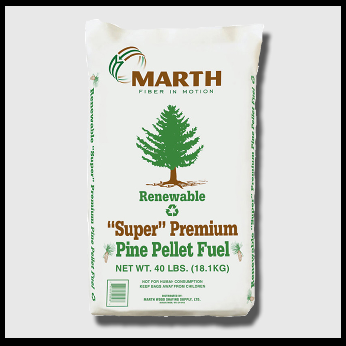 Marth Softwood Pellets