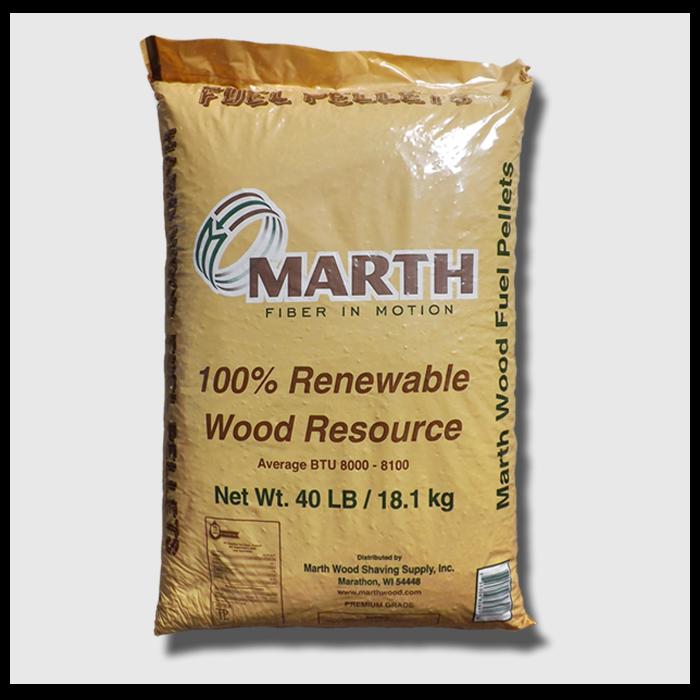 Marth Hardwood Pellets