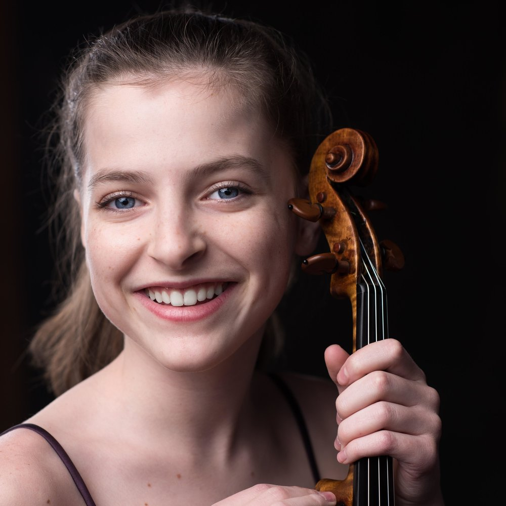 Isabella Brown - Winner of the 2019 Concerto Competition