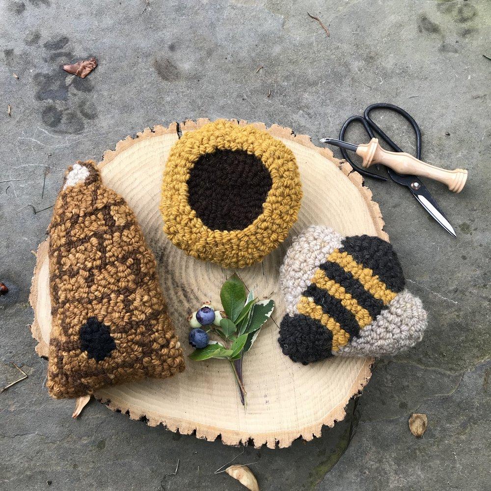 Calendar — The Bee & The Bear