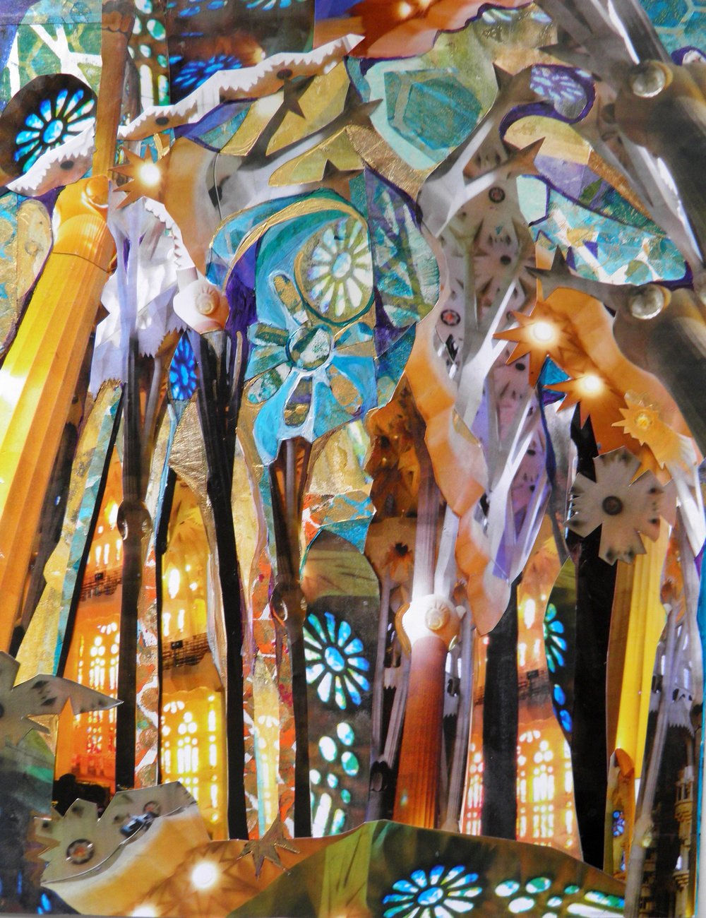 Mesmerized By Gaudi