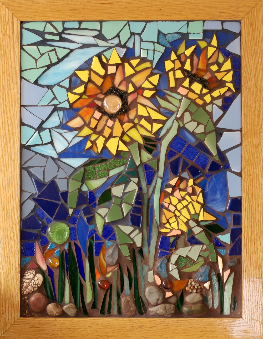 Sunflowers for Teri