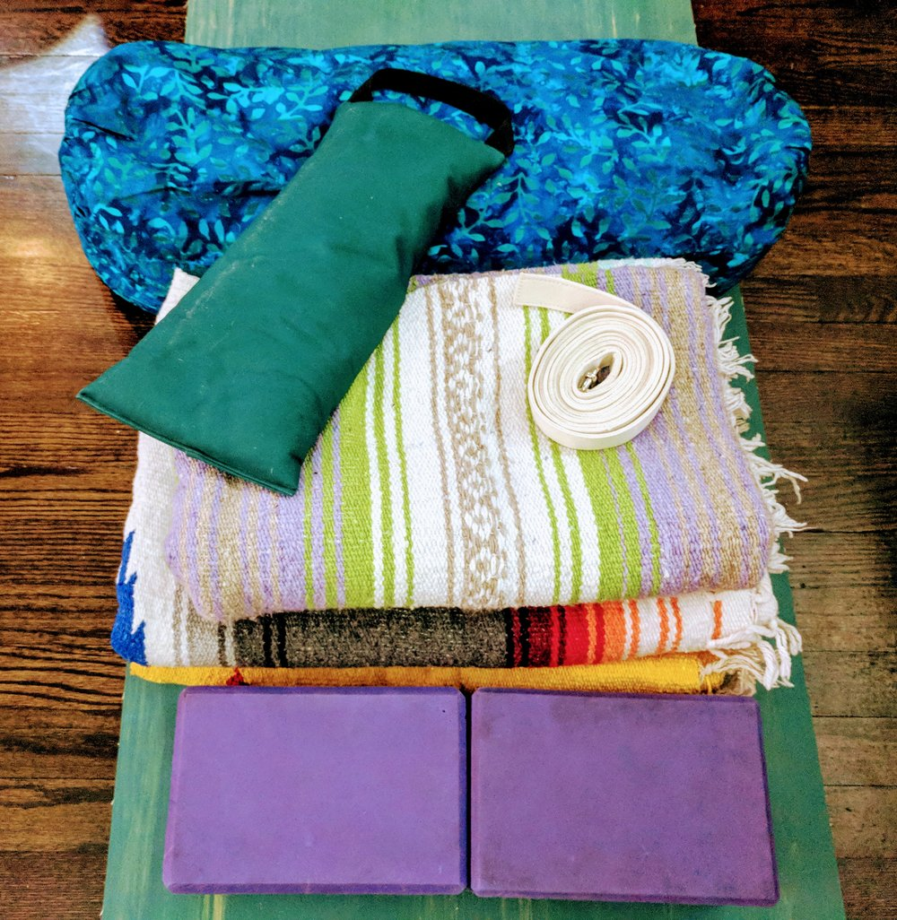 Restorative Yoga Props for Bring me To Your Studio.jpg