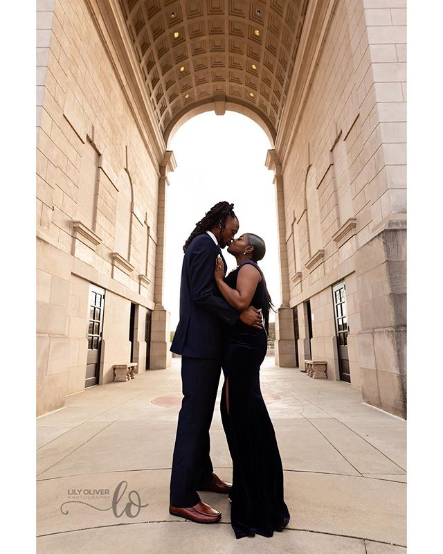 """I have found the one whom my soul loves"" - Song of Solomon 3:4 . . Such a beautiful couple. As I captured this season in their lives I could truly see the love they have for each other 🌹🥰💍 . . #atlantaphotographer #milleniumgatemuseum #atlantaengagement #atlantaweddings #atlantafamilyphotographer #georgiaphotographer #queenphotogs #atlantalove #blacklove🖤 #blacklovematters #blackcouplegoals #munaluchibride @blacklovepage @blacklovedoc"