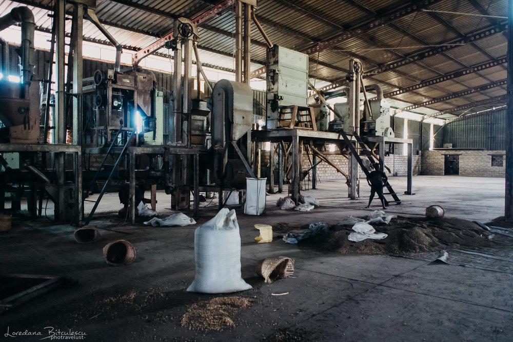 Domaine de Katale Coffee Factory