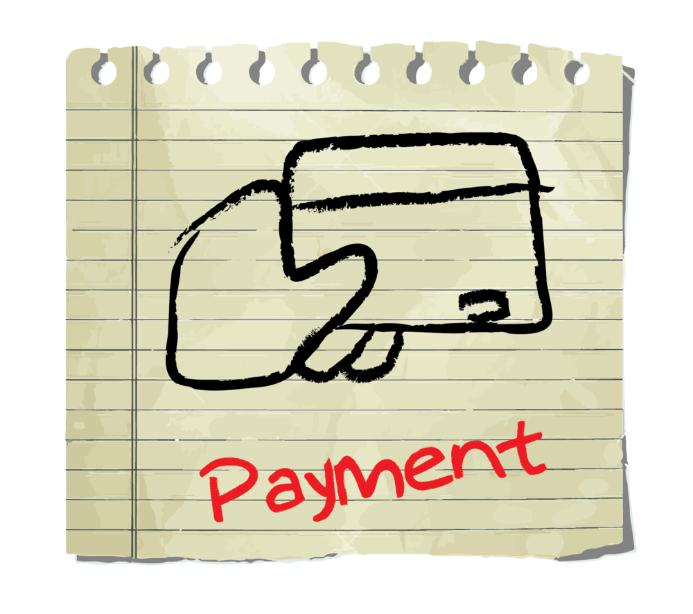 3. If you still wish to proceed, a secured payment page will be sent to you.