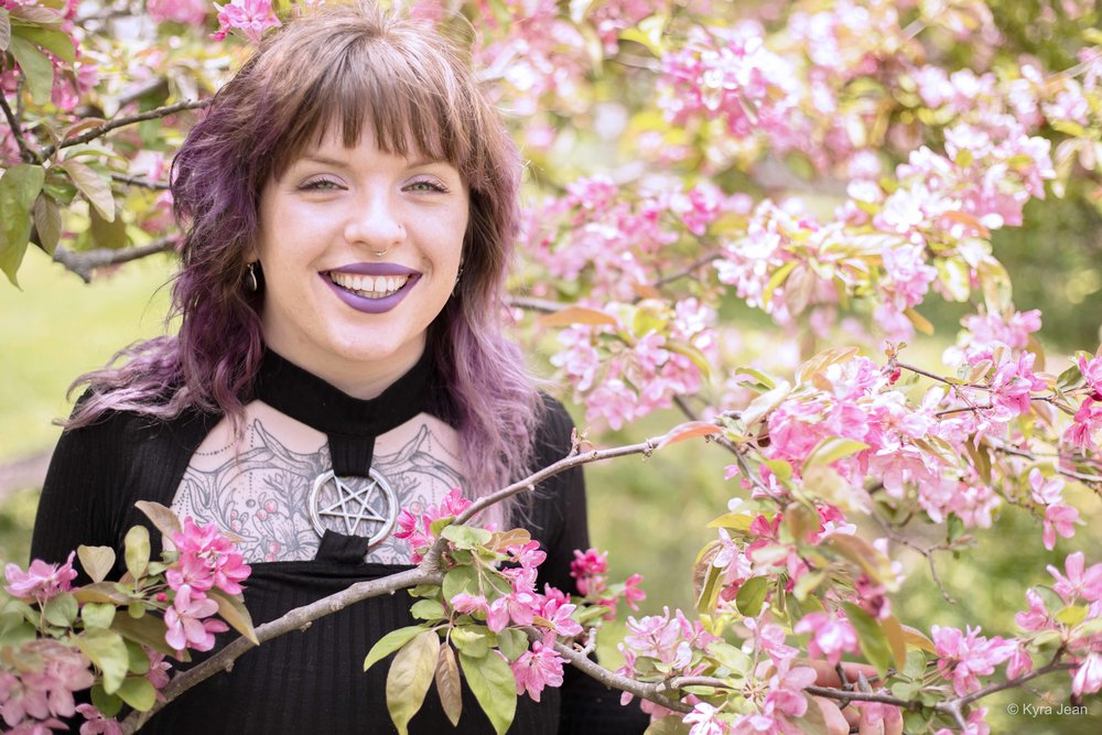 Anna Joy is a millennial Queer Witch and healer - with over two years of professional experience providing Tarot readings, Reiki treatments and Natal Chart Readings to hundreds of clients throughout Western Massachusetts and the Internet.