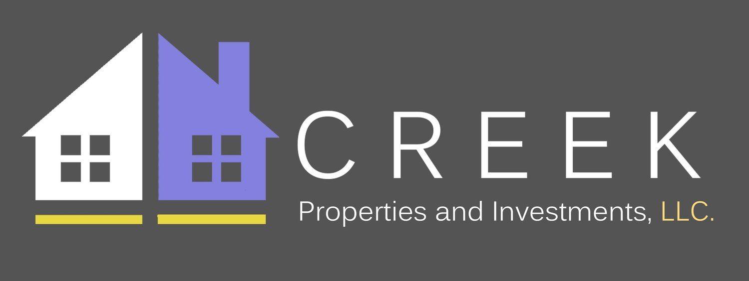 CREEK PROPERTIES AND INVESTMENTS, LLC.