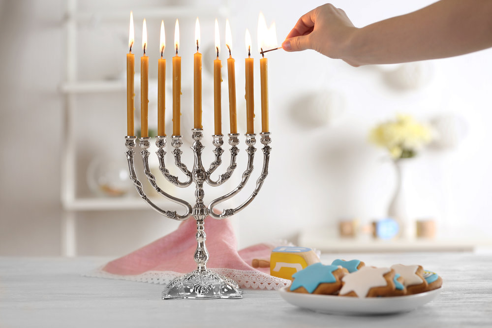Hanukkah Resources - Check out the Hanukkah recipes, songs, stories, and games available on our Resources page.
