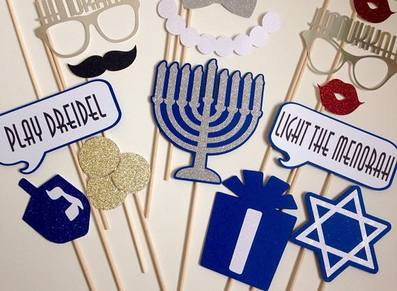 We are officially Sold Out of the Hanukkah banners! We still have a few packages of Hanukkah Photo Booth Props left 😎 great quality and can be used year after year. Link in Bio! • • • #hanukkah #chanukah #hanukkahgifts #chanukahgifts #festivaloflights #8crazynights #chanuka2017 #hanukkah1017 #menorah #happychanukkah #happyhanukkah #jewish #jewishmom #shabbot #mazeltov #jewishstyle #jewishlife #jewishthings #workingmom #dreidel #hanukkahparty #chanukkahparty #launchday #website #jewishproblems #jewishgrandma #gelt