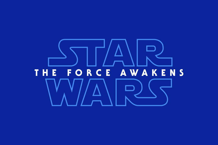 FORCE AWAKENS ICONS -